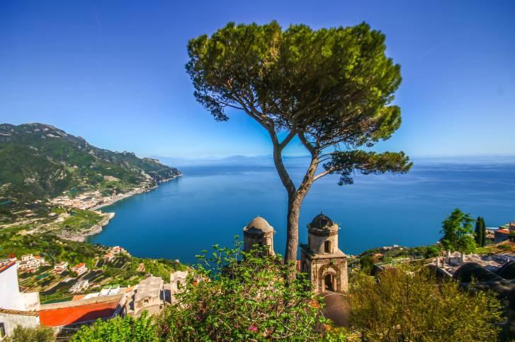 Ravello, Campania (ThinkStock)