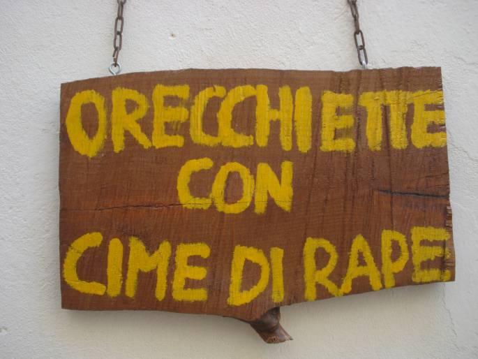 Orecchiette, Puglia (ThinkStock)