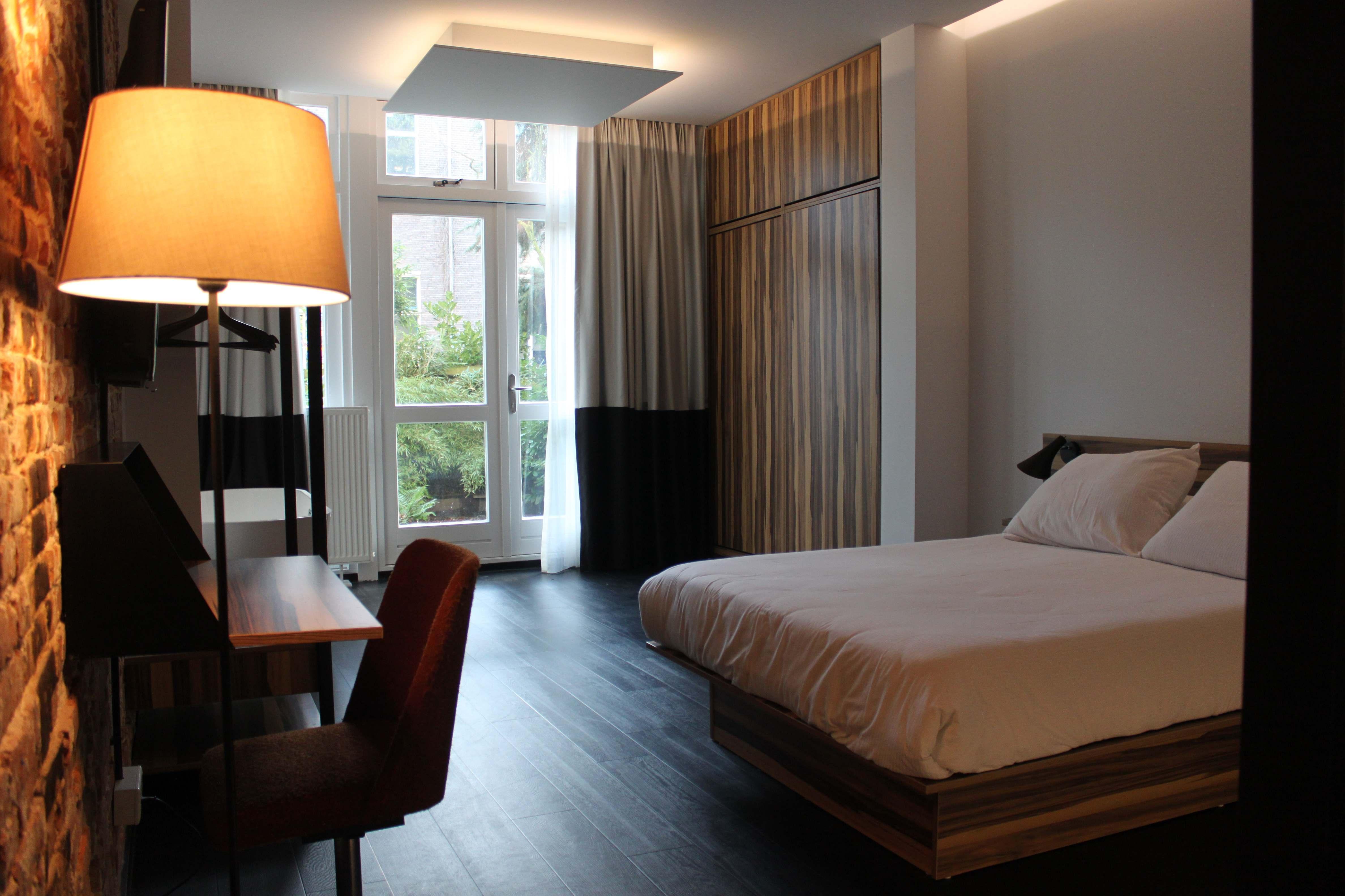 Ad amsterdam l 39 hotel per clienti molto particolari for Stanze ad amsterdam