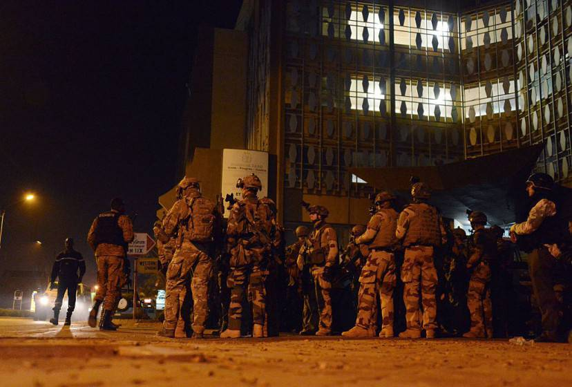 Attentato terroristico in Burkina Faso (AHMED OUOBA/AFP/Getty Images)