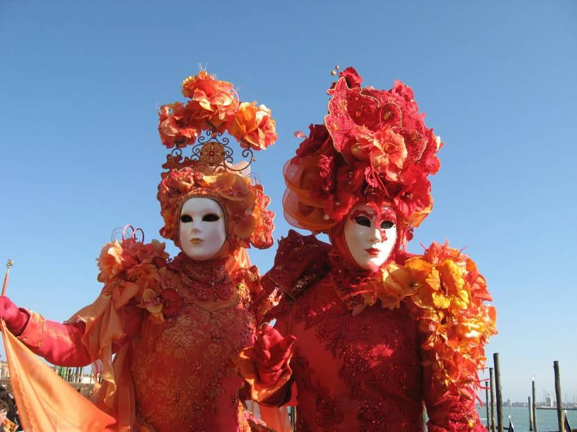 Carnevale di Venezia (Pixabay)
