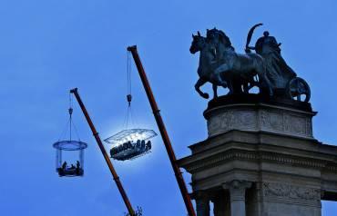 Budapest Foto da Dinnerinthesky.com