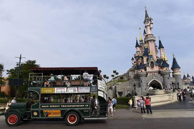 Eurodisney (BERTRAND GUAY/AFP/Getty Images)