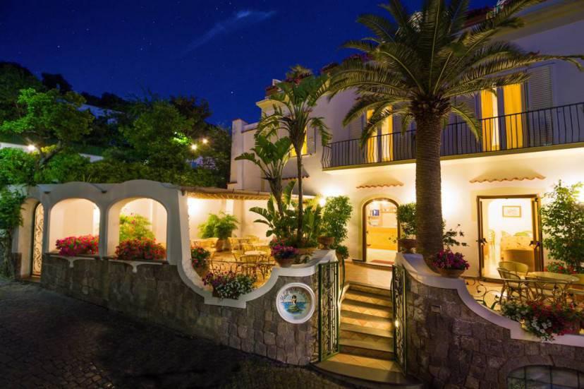 Hotel Villa Sirena, Casamicciola Terme, Ischia (Foto sito web)