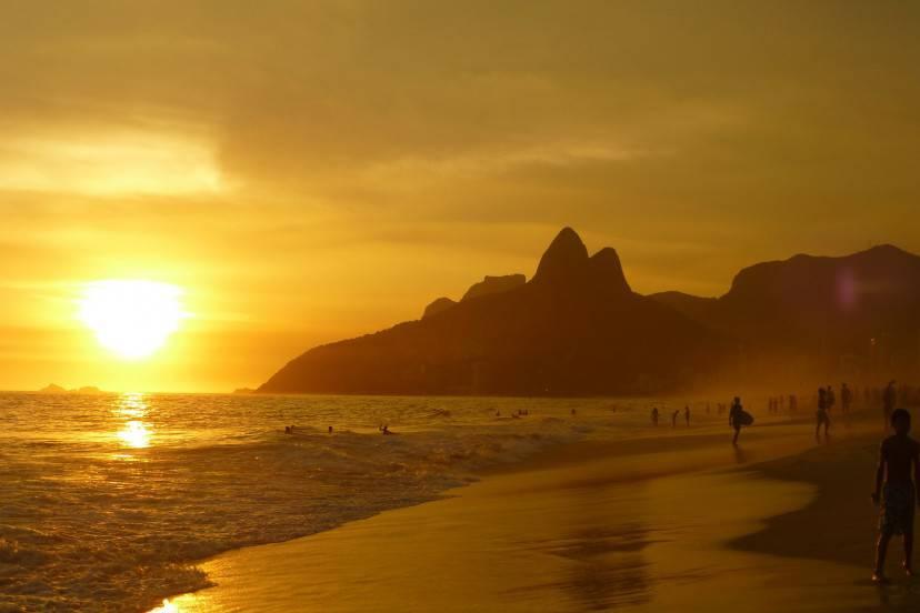 Spiaggia di Ipanema (Pixabay)