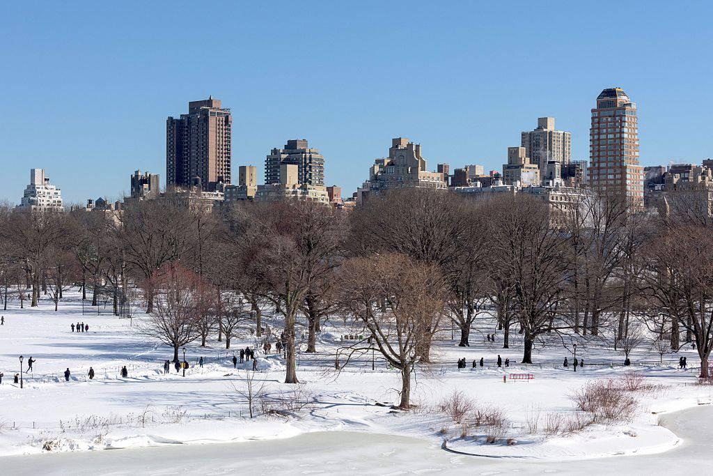 new york inverno