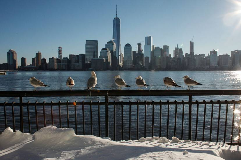 New York, neve, Jonas (KENA BETANCUR/AFP/Getty Images)