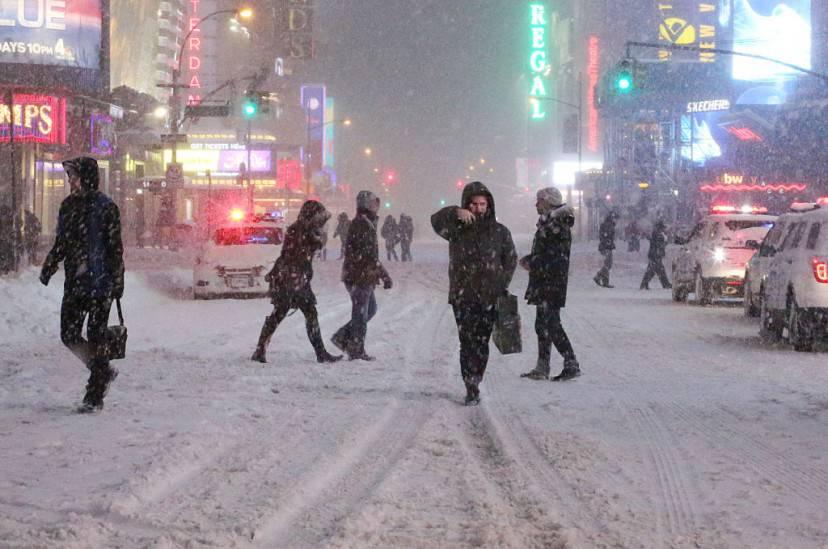 Times Square, New York, Jonas (Yana Paskova/Getty Images)