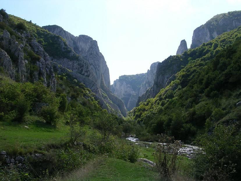Transilvania, Gole di Turda (Foto di Cristian Bortes. Licenza CC BY 2.0 tramite Wikimedia Commons