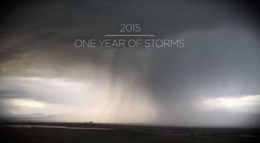 Uragani e tempeste 2015 (Screenshot YouTube)
