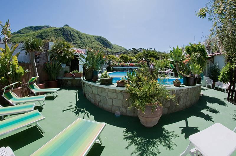 Hotel Villa Janto, Casamicciola Terme, Ischia (Sito web)