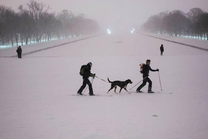 Washington DC (BRENDAN SMIALOWSKI/AFP/Getty Images)