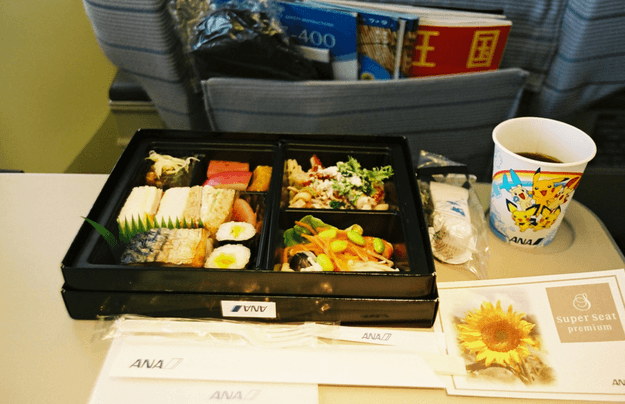 ANA Airlines (Flickr: hyougushi)