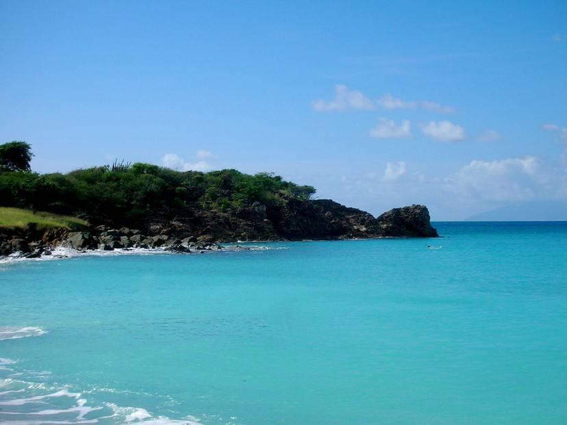 Antigua, Turner Beach (UpstateNYer. CC BY-SA 3.0, Wikipedia)