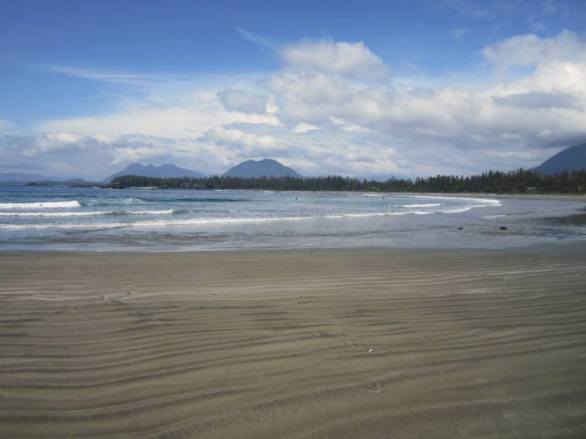 Chesterman Beach, Isola di Vancouver (di David Stanley. CC BY 2.0 Wikicommons)