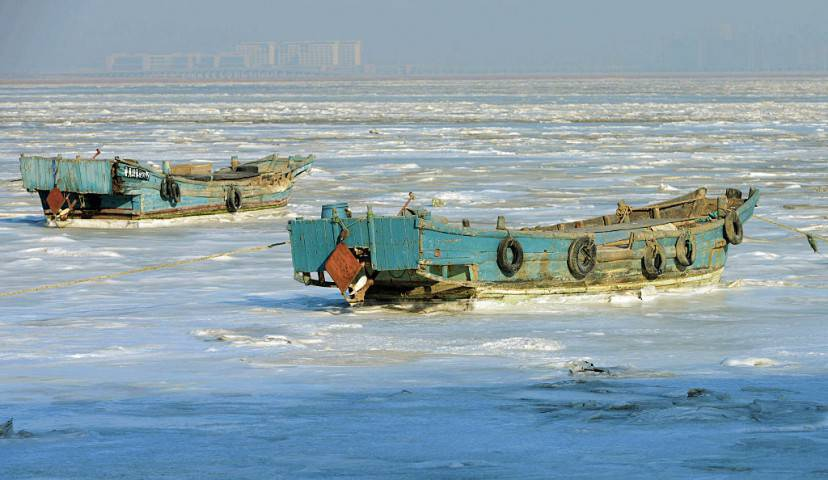 Qingdao, Cina (STR/AFP/Getty Images)