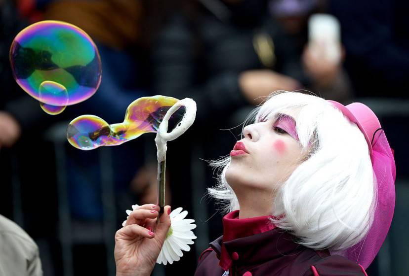 Carnevale Venezia 2016 (VINCENZO PINTO/AFP/Getty Images)