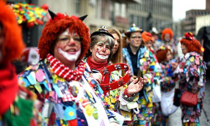Carnevale di Colonia (Volker Hartmann/Getty Images)