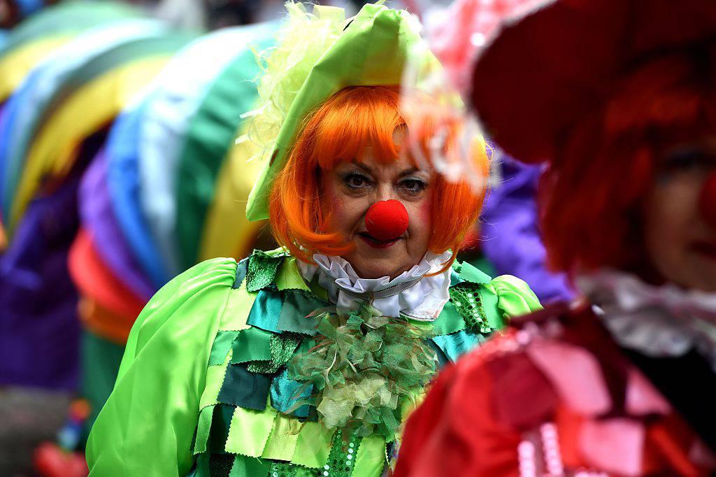 Carnevale di Colonia (PATRIK STOLLARZ/AFP/Getty Images)