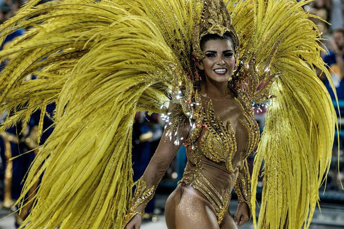 Carnevale Rio (YASUYOSHI CHIBA/AFP/Getty Images)