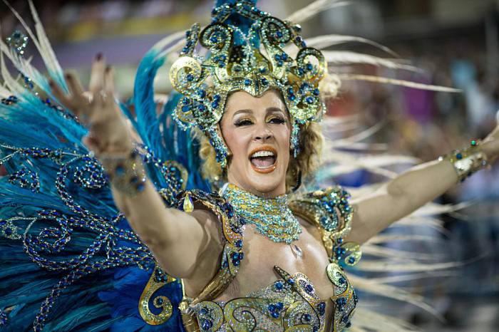 Brazilian carnival costumes 2018