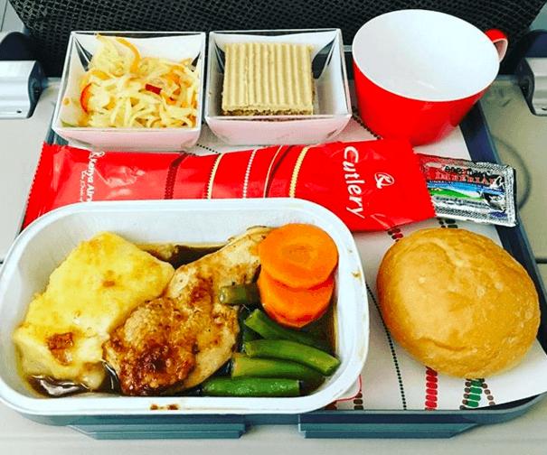 Kenya Airlines (Instagram.com)