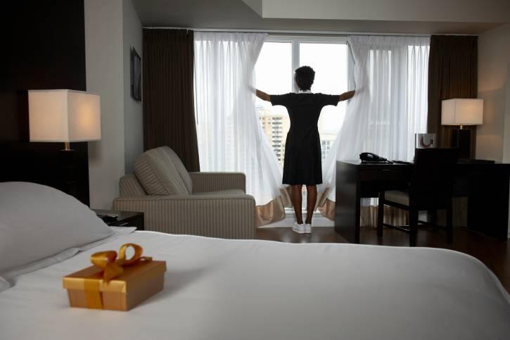hotel camera