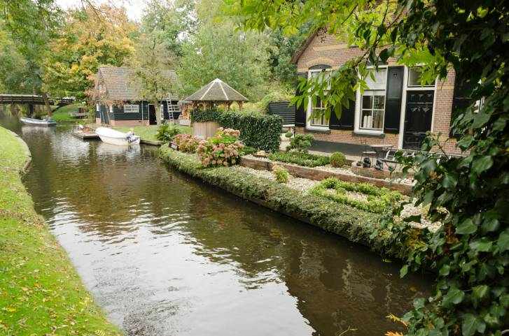 Giethoorn olanda, ThinkStock