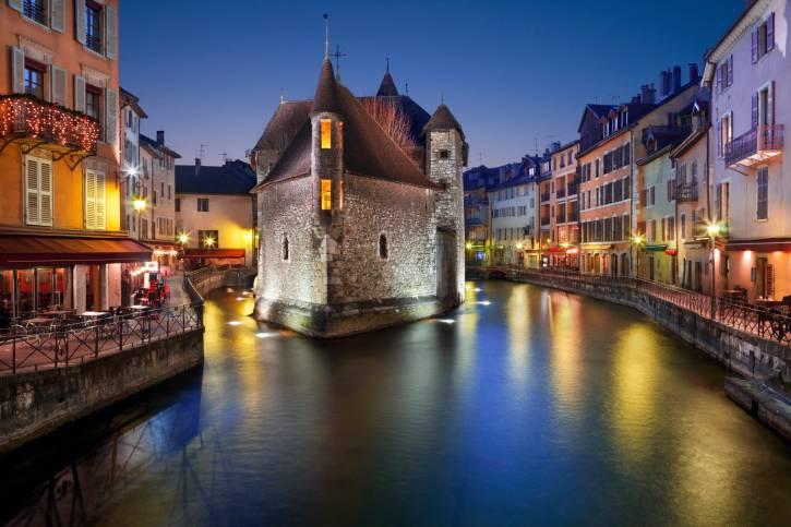 Annecy, Francia (Thinckstock)