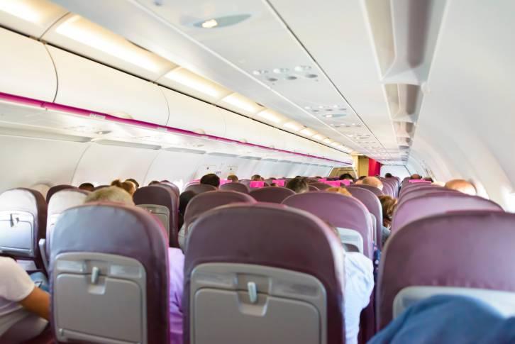 sedili aereo