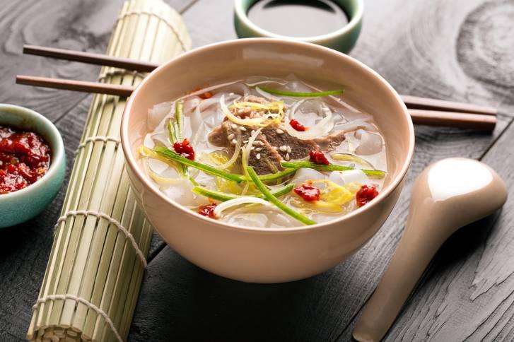 I segreti dei piatti dietetici cinesi for Piatti cinesi mangiati in italia