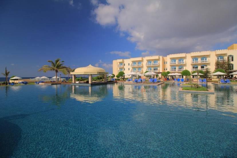 Veraclub Salalah_Oman_villaggio e piscina_bassa