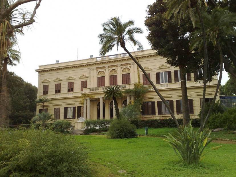 Villa Malfitano Whitaker (Dedda71. CC BY-SA 3.0. Wikicommons)