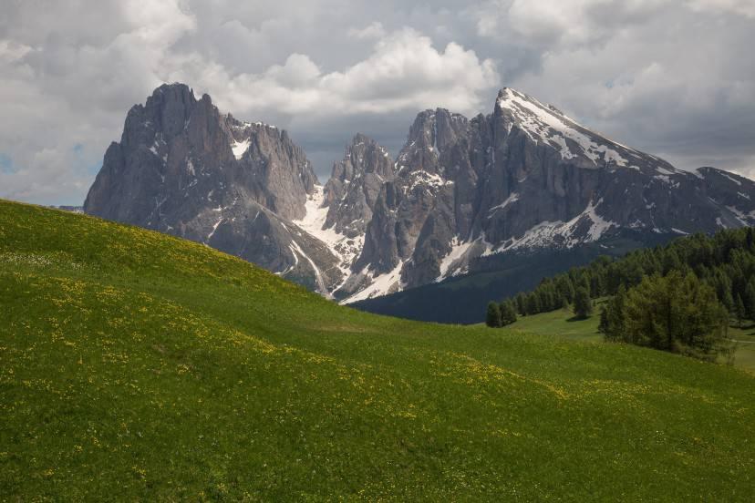 Alpe di Siusi (Pixabay)