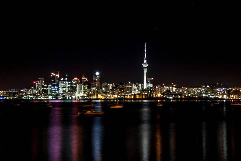 Auckland, Nuova Zelanda (Pixabay)