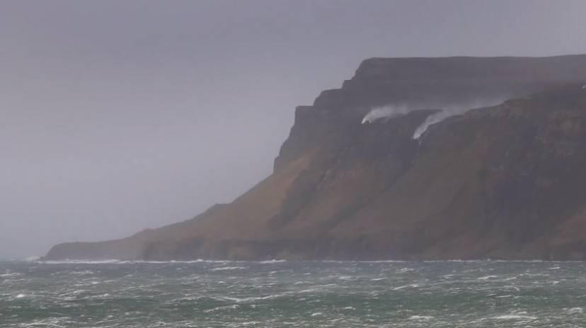 Cascate dell'isola di Mull (Scozia)