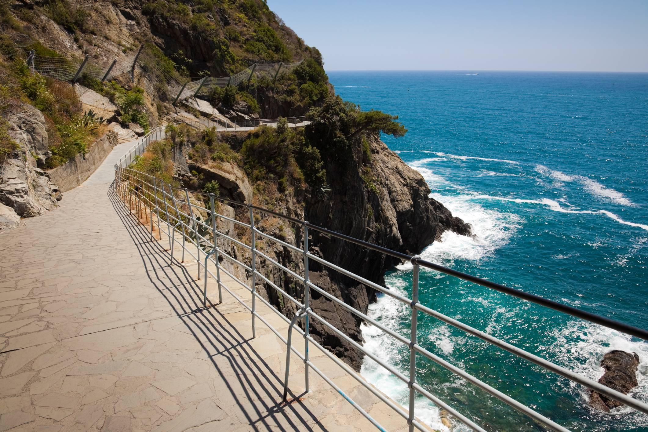 Via dell'Amore, Le Cinque Terre (Thinkstock)
