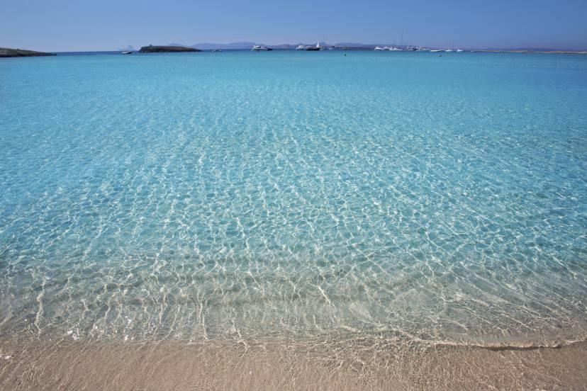Formentera, spiaggia di Ses Illetes (Thinkstock)