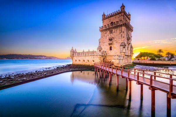 Torre di Belem, Lisbona, Portogallo