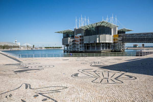 Oceanário d Lisbona, Portogallo