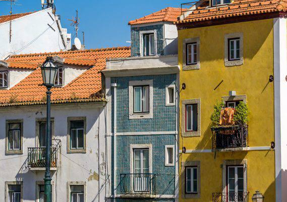 Alfama, Lisbona