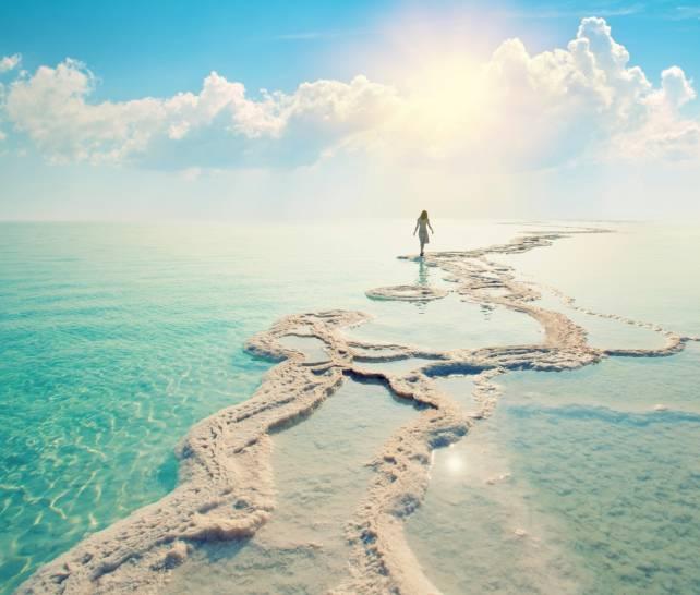 Mar Morto (Thinkstock)