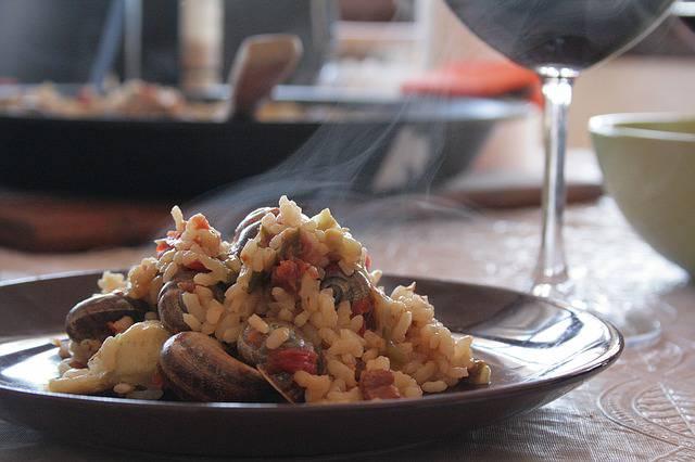 dove mangiare paella valencia