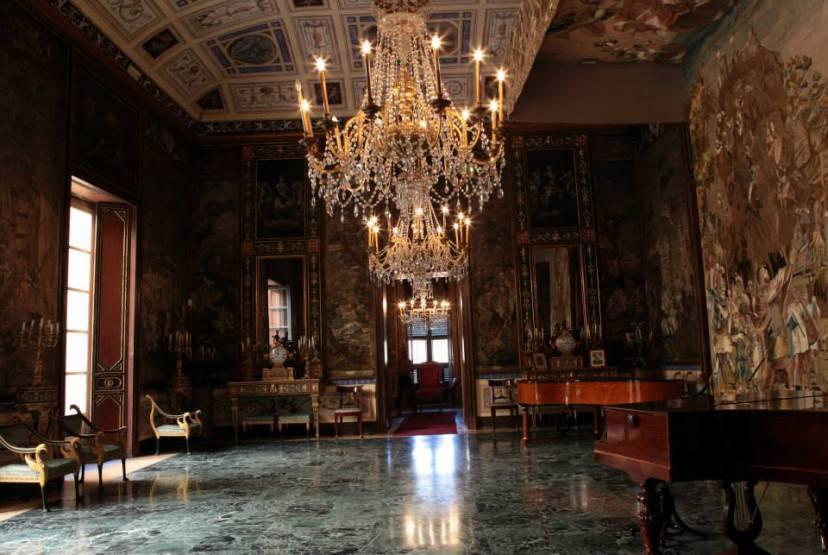 Palazzo Mirto (Foto pagina Facebook Casa Museo Palazzo Mirto)
