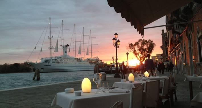 Ristorante Riviera, Venezia (Sito web)