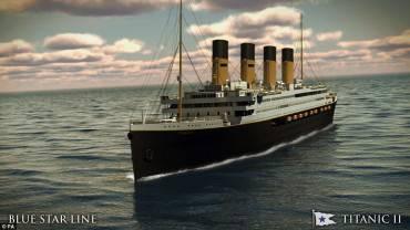 Titanic II (Rendering)