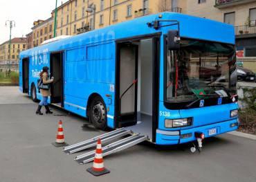 Toilet Bus (Comune di Milano)