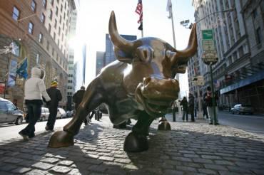 Toro di Wall Street (Thinkstock)