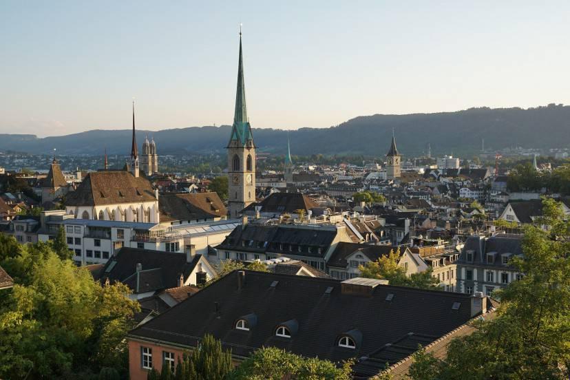 Zurigo (Pixabay)