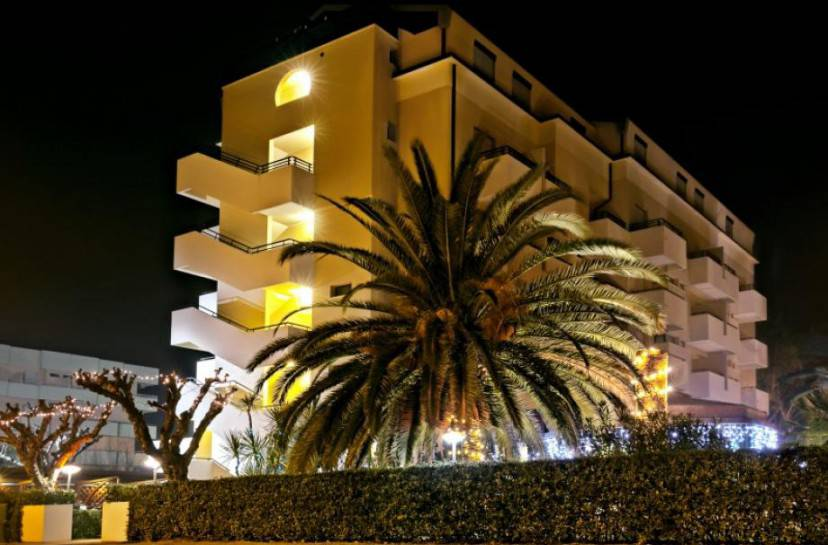 Hotel Baltic di Giulianova